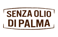 senza olio di palma - no palm oil