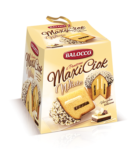 preview Il Panettone MaxiCiok White