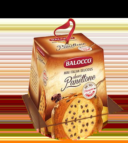 preview Mini Panettone con gocce di cioccolato