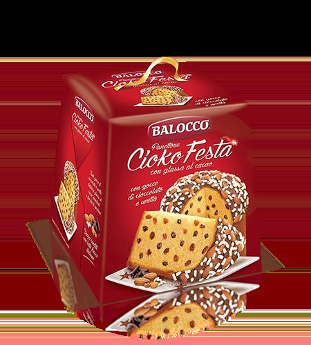 preview Il Panettone Cioko Festa