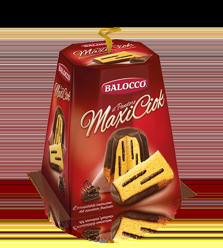 preview Il Pandoro MaxiCiok