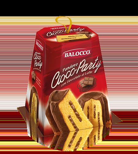 preview CiocoParty Pandoro