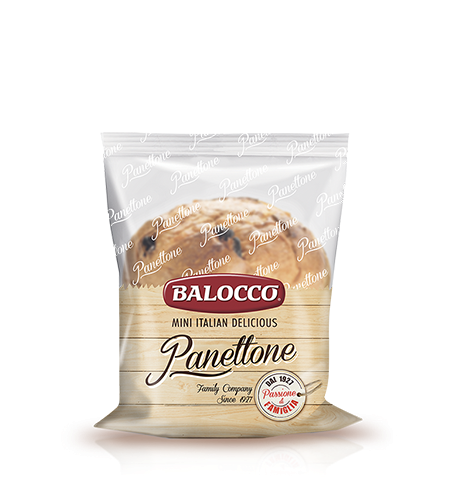 preview Mini Panettone flow pack