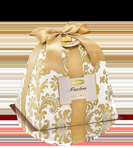preview Balocco Oro Wrapped Pandoro