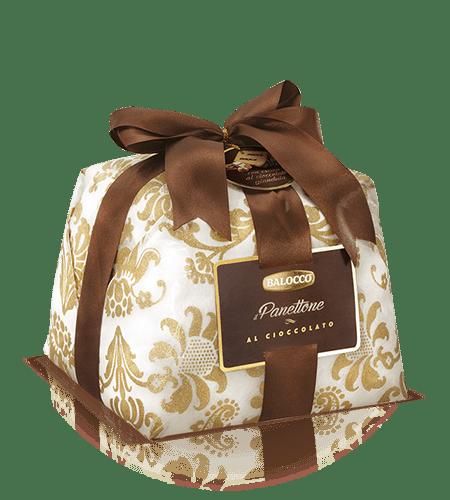 preview Balocco Oro Il Panettone al cioccolato Incartato