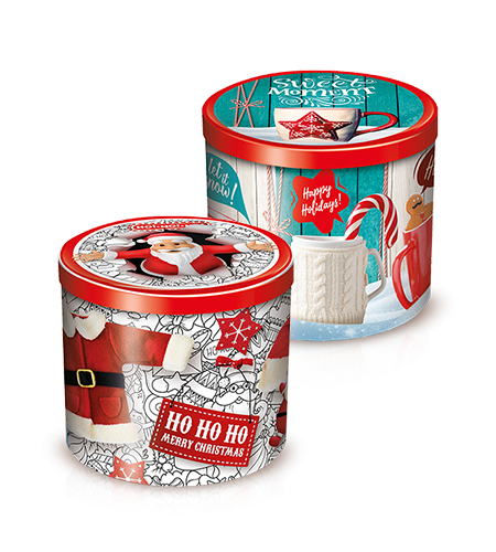 preview Panettone in tin box