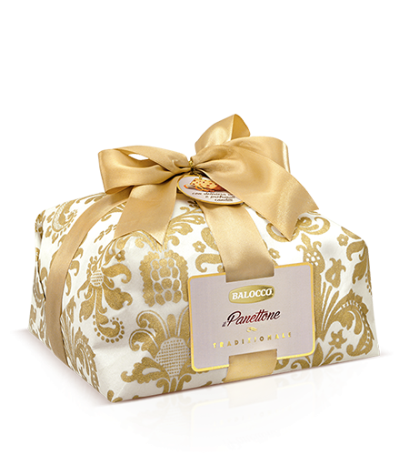 preview Balocco Oro Wrapped Panettone