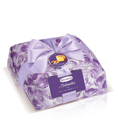 preview Hand-wrapped colomba without Candied Fruits