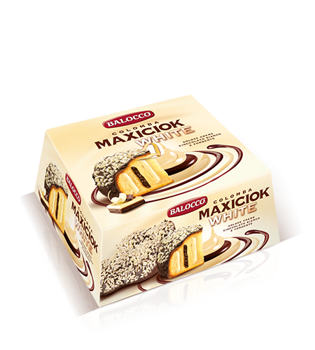 preview Colomba MaxiCiok White