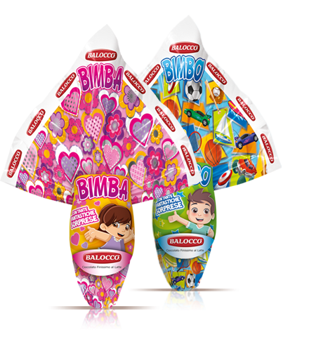 preview Uova Bimbo & Bimba 150g