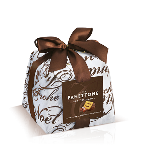 preview The Wrapped Chocolate Panettone