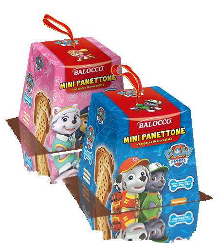 preview Mini Panettone Paw Patrol