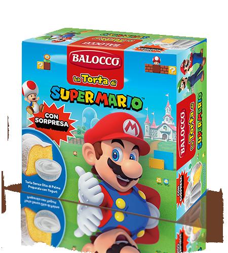 preview Super Mario Cake