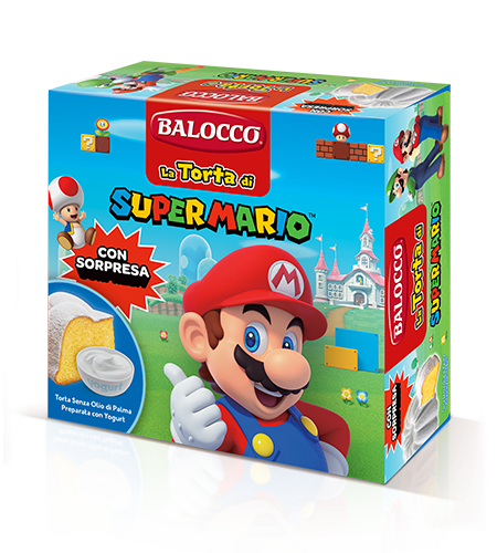 preview Torta Super Mario