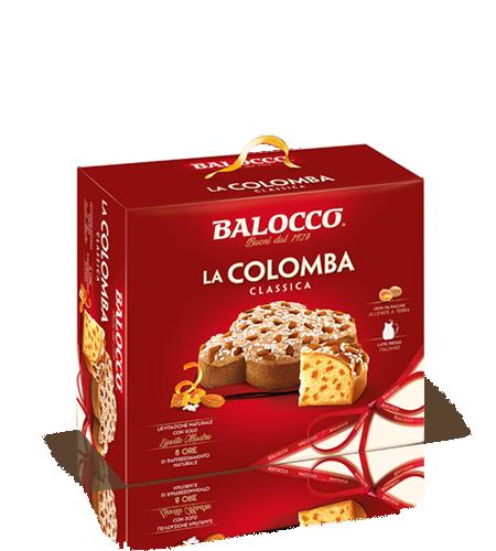 preview La Colomba