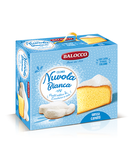 preview Colomba Nuvola Bianca