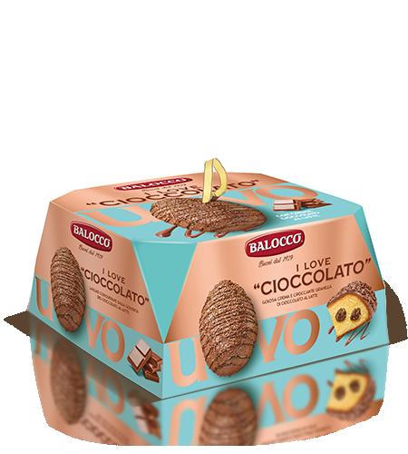 preview I Love Cioccolato