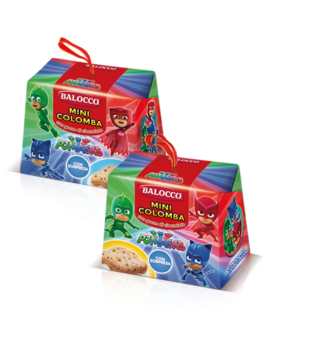 preview Mini Colomba Pj Masks