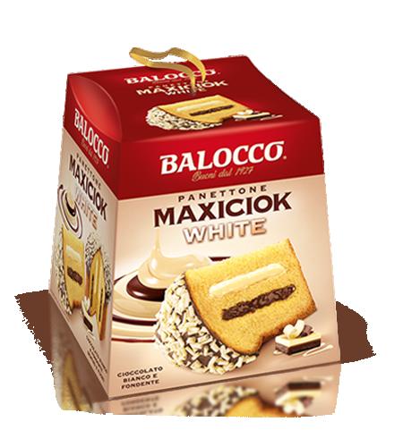 preview White MaxiCiok - Panettone