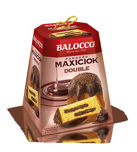 preview Il Pandoro MaxiCiok Double