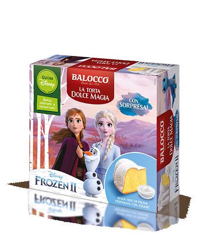 preview Torta Frozen II