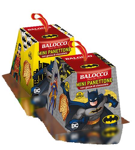 preview Mini Panettone Batman