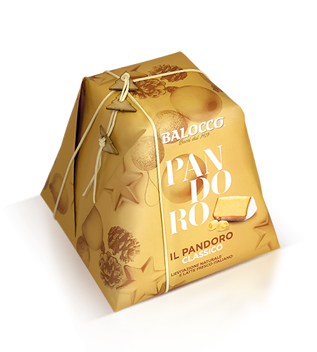 preview The Wrapped Pandoro