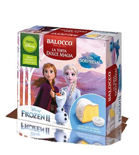 preview Torta con Yogurt Frozen