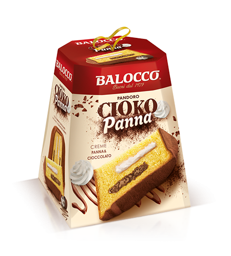 preview Il Pandoro CiokoPanna