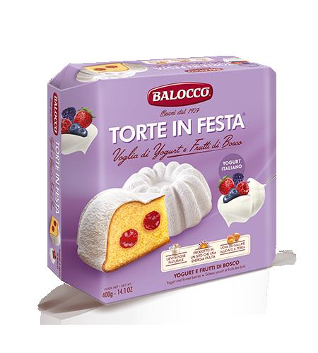 preview Torta Voglia di Yogurt e Frutti di Bosco